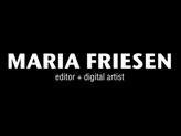 Maria Friesen's Demo Reel